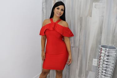 Picture of Love Dress