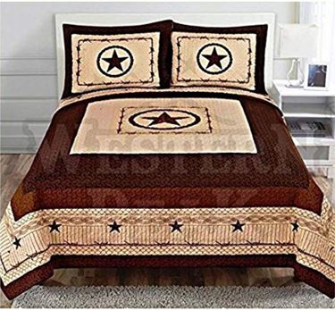 Picture of Luxury Western Star Quilt