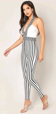 Picture of Kenny Halter Jumpsuit