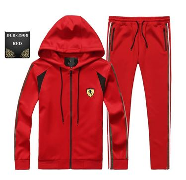 Picture of MEN Winter Hood & Jacket 2PCS Set
