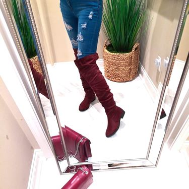 Picture of Women Knee Boots